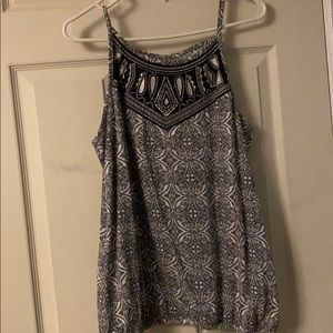 Maurices high neck tank